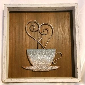 Farmhouse Coffee Wall decor